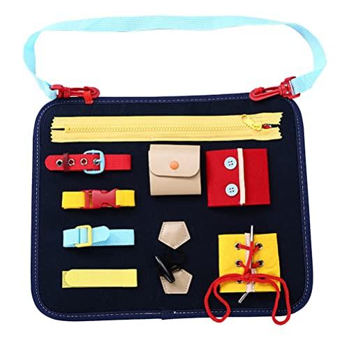 LOO LA Beschäftigte Board Montessori...