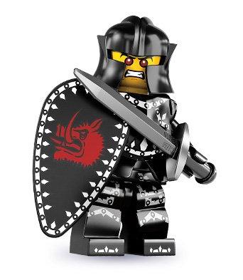 LEGO 8831 Minifigure Series 7 - Evil Knight