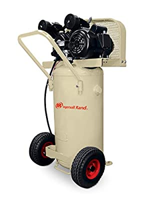 P1.5IU-A9 2hp 20 gal Single-Stage Compressor (115/1) by Ingersoll Rand