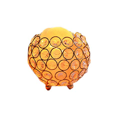 BKKJW lámpara del Himalaya natural tallada a mano cristal anion LED cambio de color de la lámpara de diseño (3000g)