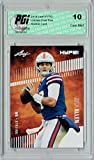 Josh Allen 2018 Leaf HYPE! #5A Just 5000 Ever Made Rookie Card PGI 10. rookie card picture