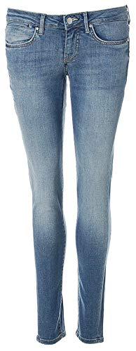 Guess Damen Jeans Jeanshose Jegging Ultra Skinny Low (blau, W28/L30)