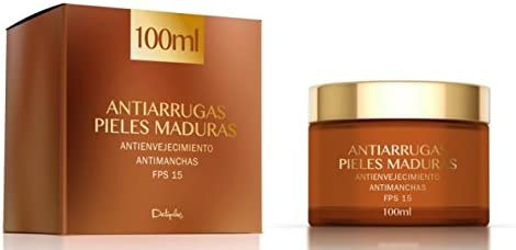 Deliplus Anti Wrinkle Cream SPF 15 100ml