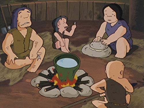日本の誕生-原始時代の生活-