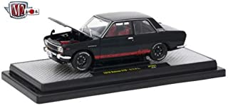 NEW DIECAST TOYS CAR M2 MACHINES 1:24 AUTO-JAPAN RELEASE JPN01 - 1970 DATSUN 510 PRE-ORDER END OF MAR 40300-JPN01