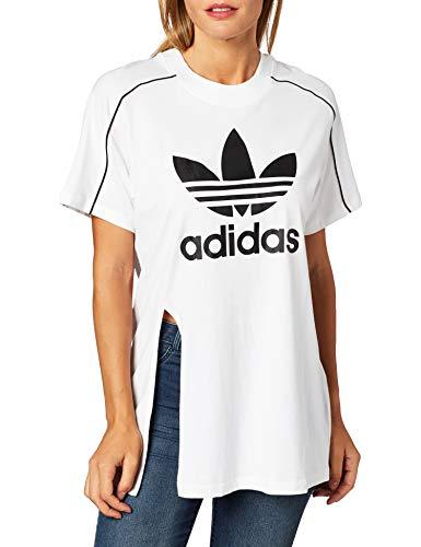 adidas T-Shirt Cotone Bianco