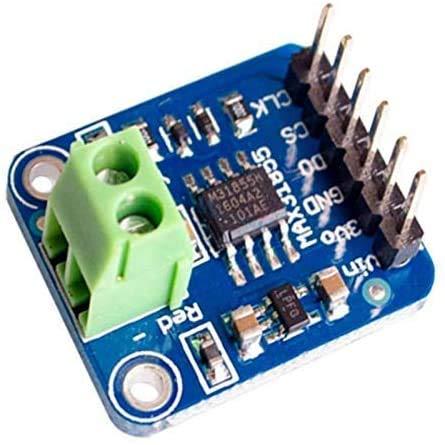 WLD Max31855 K, módulo con salida Spi para placa termopar