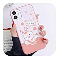 Hully For huawei P40 Lite Y8PPスマートメイト用ソフトシリコンケース2010 30 Pro Candy TPU Cover For Honor 30i 30S 20E 8X 7X 20i 10i Nova 5T-Pink Rabbit Yummy-P40 Lite 4G