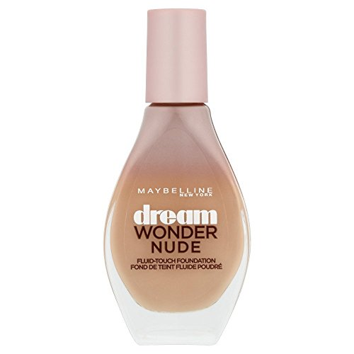 2 x Maybelline Neu York Dream Wonder Nude Grundierung 20ml - 22 Natural Beige