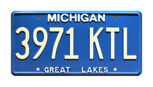 Celebrity Maschinen Ash Vs Evil Dead | Esche William 's Oldsmobile | 3971KTL | Metall Prägung Vanity Prop License Plate