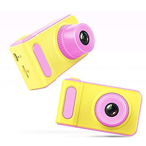 Baiwka Kinder Digitalkamera HD Digital Kinder Camcorder 2 Zoll Bildschirm, 8MP HD 1080P Video Digitalkamera Mit Anti-Drop-Design Für Kinder Geburtstag Festival Spielzeug Geschenk
