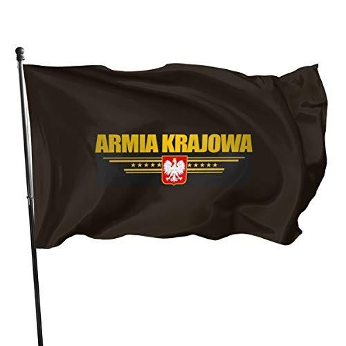 Generic Brands Armia Krajowa Flagge Banner Flaggen