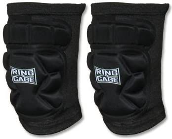 Ring to In Denver Mall stock Cage Grappling Slide-fit Pads Knee for MMA Kickboxing