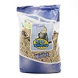 BPS Pienso NINFA Alimento Completo Comida con Formula Alta Energía Material Natural Receta Equilibrada con Base Científica 900g NINFA