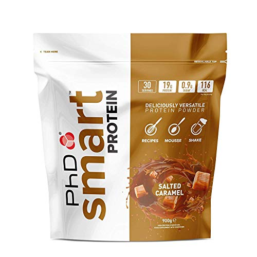 PhD Nutrition Smart Protein-Salted Caramel