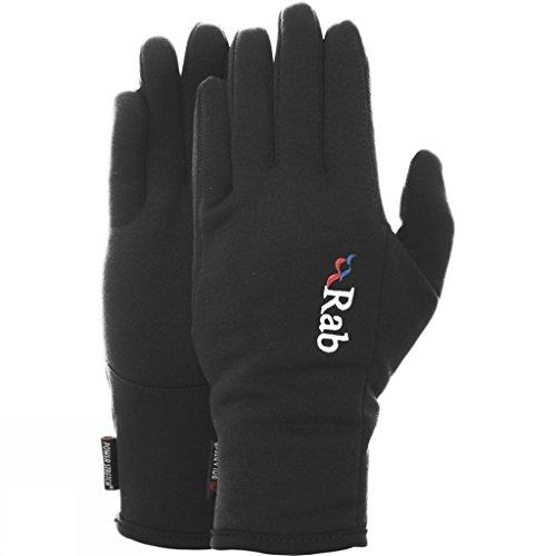 Rab Powerstretch-Handschuh, für Herren Small schwarz