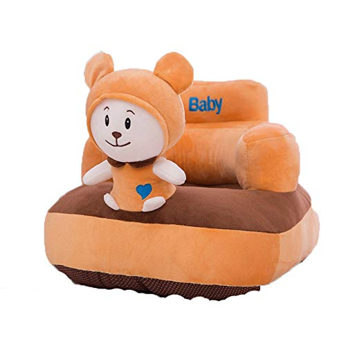 Great Deal! Xiejuanjuan Baby Sofa Baby Support Seat Infant Learning Sitting Sofa Chair Safety Eating...