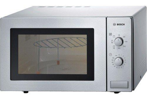 Bosch HTM 82G450Forno a microonde e grill stellt Libera 25L 900W acciaio inossidabile