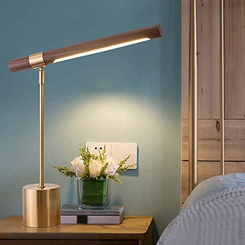 Lámparas de Mesa Lámpara de Escritorio Creativa de Moda de Lujo Diseño Minimalista Lámpara de Mesa de la Sala de Estar del Dormitorio de cabecera 42 * 60 cm (Tamaño: 40 * 46 cm)