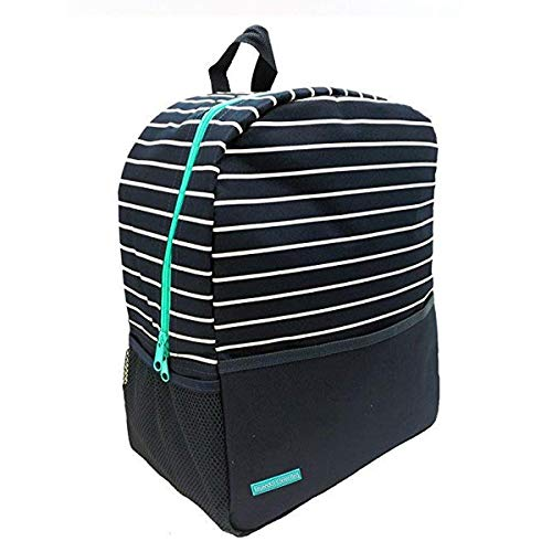LEYENDAS Mochila Nevera Isotérmica para Camping y Piscina + Conservador Frio 450ml. Mochila Alimentos Tejido Resistente y Forro de lámina de PEVA ecológica. (24 litros)