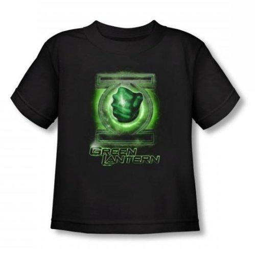 Green Lantern - - Break Through Toddler T-Shirt In Black, 2T, Black