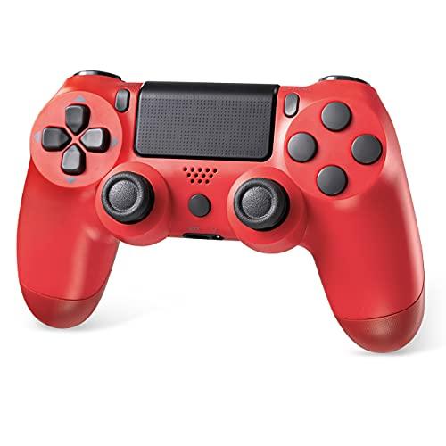 Controller Wireless PS-4 - Design Avanzato del Sensore 3D e del Sensore G Gamepad Bluetooth Wireless Compatibile PS-4