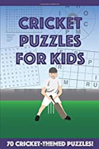 Cricket Puzzles for Kids