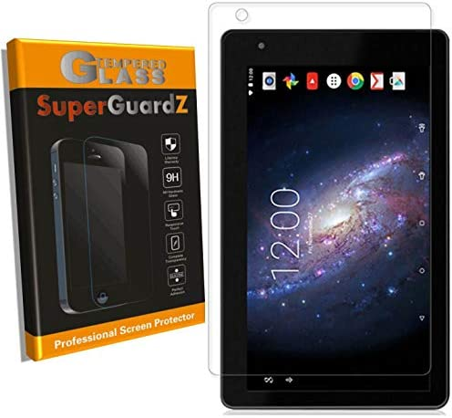 2 Pack for RCA Voyager III 7 RCT6973W43 Screen Protector Tempered Glass SuperGuardZ 9H 0 3mm product image