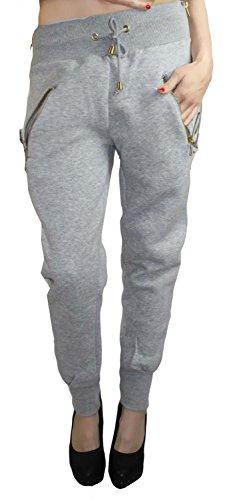 Malaika - Pantalón deportivo - para mujer Hell-Grau