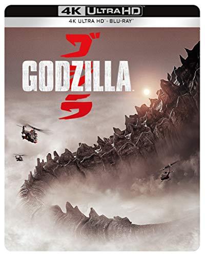 Godzilla (2014) Steelbook (4K Ultra HD + Blu-Ray)