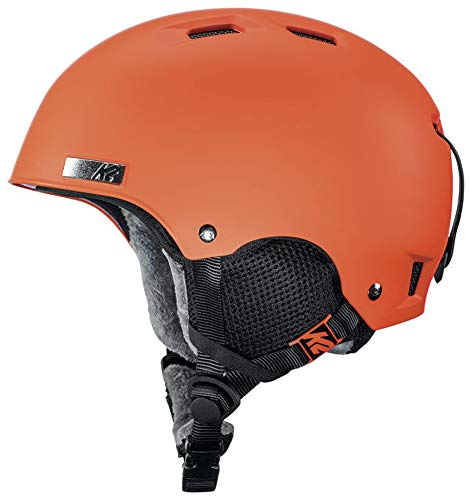 K2 Skis heren VERDICT oranje skihelm, M