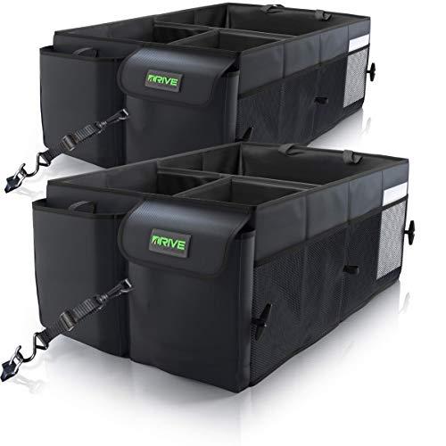 Drive Auto Products Car Trunk Organizer Storage