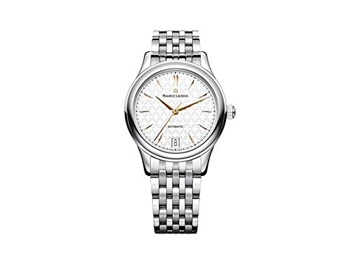 Maurice Lacroix Les Classiques Date Ladies Automatik Uhr, Stahlband, Limited Ed.