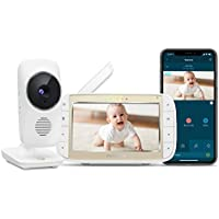 "Motorola 5"" HD Color Screen Wi-Fi Baby Monitoring Camera"