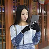 WowObjects 1Pc Winter Warmer Touch Screen Bike Gloves USB Electric PoweHeating Heated Washable Gloves