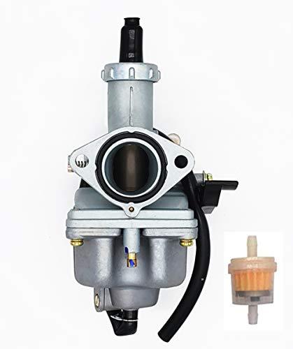 tianfeng 26mm Carburetor For Honda 100cc 125cc ATV Go-Kart Dirt Bike XL100 XL100S CB100 GL100 125 CG125 XR125 XL125S CB125S crf150 PZ26 Carburetor