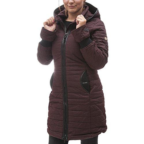 khujo Daily Jacket 1079JK163 Damen-Parka Sassafra (630) Gr. S