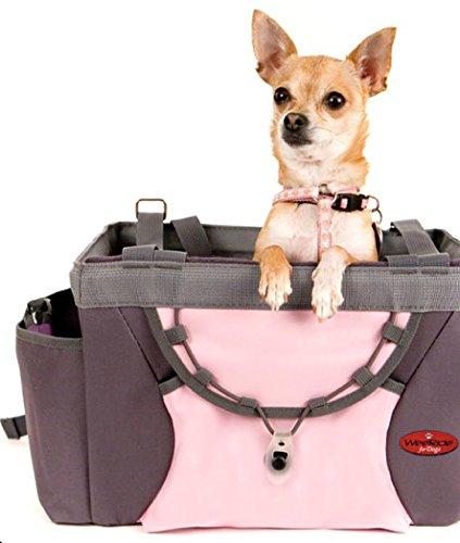 Weeride huisdier, hond, roze, 13,5 x 9,5 x 10 cm