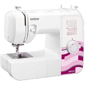 BROTHER Máquina de coser mecánica RH-127: Amazon.es: Electrónica
