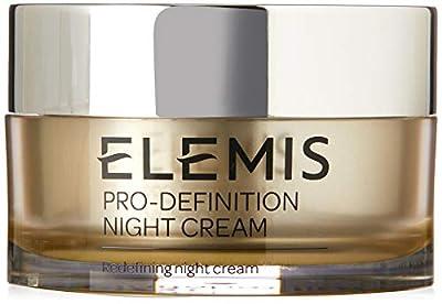 Elemis Pro-Definition Night Cream, Lift Effect Firming Night Cream, 50 ml