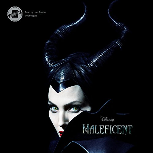 Maleficent audiobook cover art
