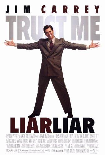 Liar Liar - 1997 - 27 x 40 Movie Poster - Style A