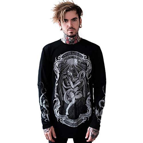 Preisvergleich Produktbild Killstar Langarm T-Shirt - Goddess XXL