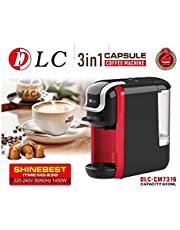 DLC 3 In 1 capsule coffee machine