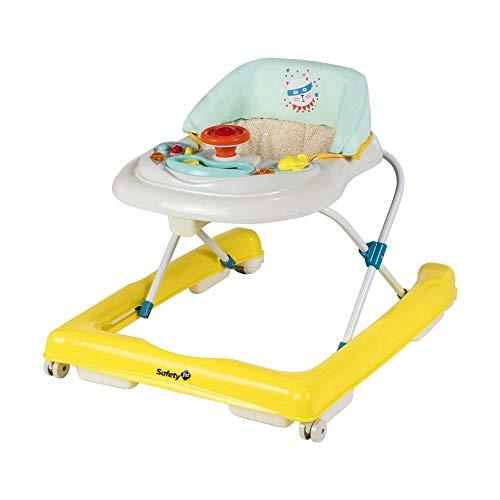 Safety 1st Ludo 2757261001 Andador para bebé, Pop Hero [Modelo antiguo]