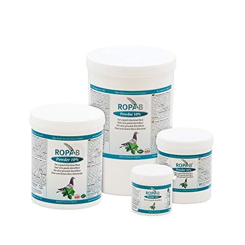 ropa-b Pulver 10% 500g (Quintessenz Oregano 10% für Den Erhalt der optimalen Bedingungen an Tauben und Vögel)
