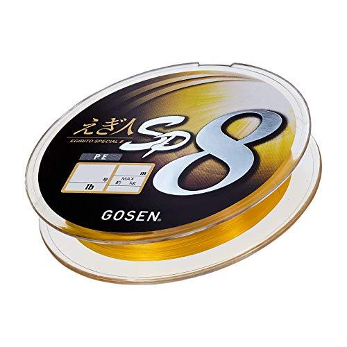 ゴーセン(GOSEN) 『ライン PEエギ人SP 8ブレイド』