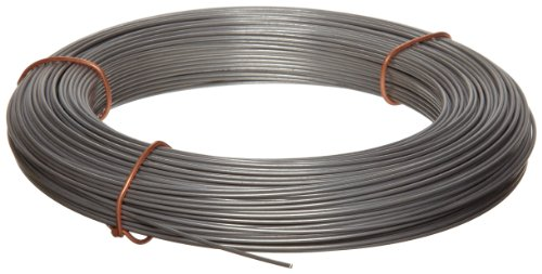 PRECISION BRAND 29041 Music Wire,Type 302 SS,18,0.041 In