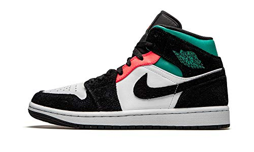Jordan Nike Air 1 Mid SE South Beach (Panda) (Numeric_42)