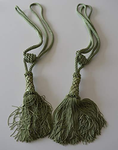 Imperial gordijnpaar EMBRASSE X gordijnen, kleur: groen